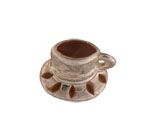 Coffee Cup - Enamel Charm